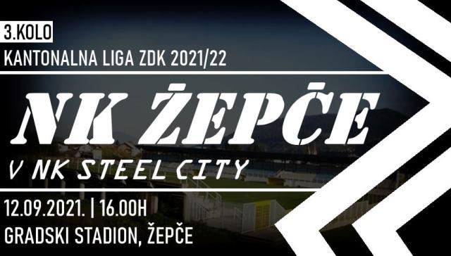 U nedjelju na domaćem terenu NK Žepče 1919. dočekuje ekipu NK Čelični Grad- S iz Zenice