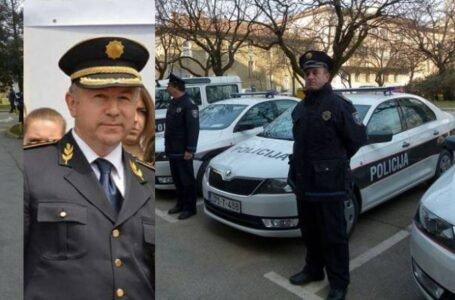 Rusmir Šišić novi policijski komesar Uprave policije MUP-a ZDK