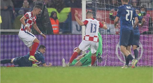 Remi Hrvatske i Slovačke, pobjeda Rusije za prvo mjesto u grupi