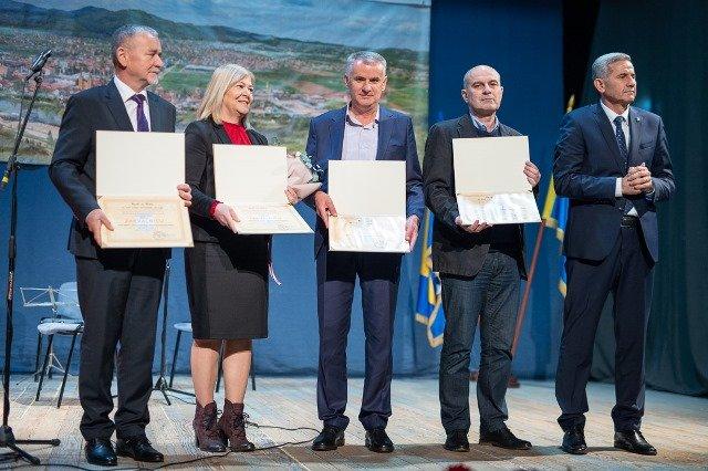 Foto: Svečanom sjednicom Općinskog vijeća obilježen Dan općine Žepče