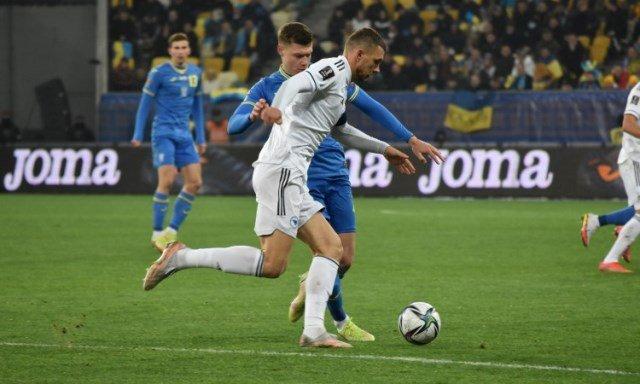 Nogometaši BiH remizirali s Ukrajinom u Lvivu