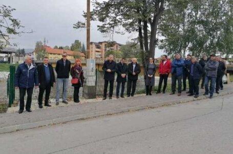 Žepče: Pušten  u rad desnoobalni kolektor na rijeci Bosni