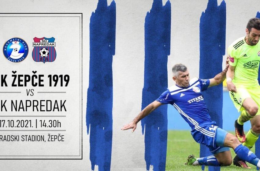 """Nogomet: U nedjelju NK """"Žepče 1919"""" dočekuje NK """"Napredak"""" iz Šija"""
