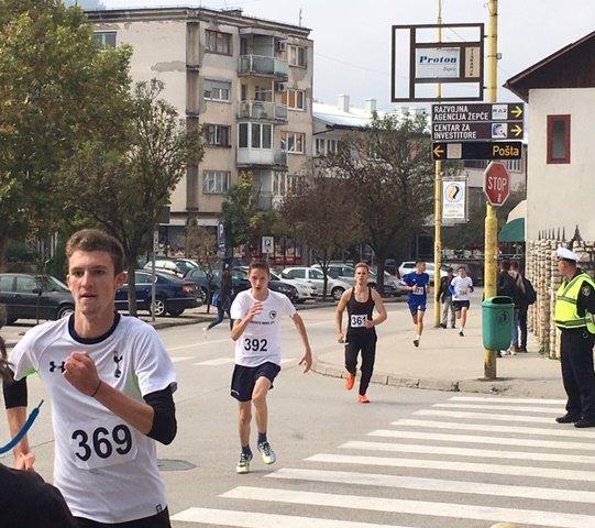 "Žepče: 12. listopada tradicionalna kros utrka ""Trčanjem do zdravlja"""